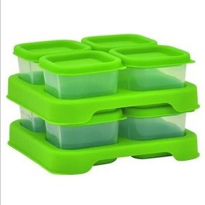 Green Sprouts Baby Food Cubes